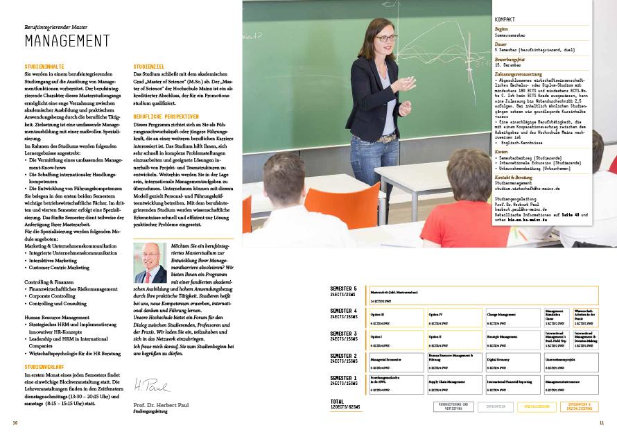 Hochschule Mainz: University of Applied Sciences