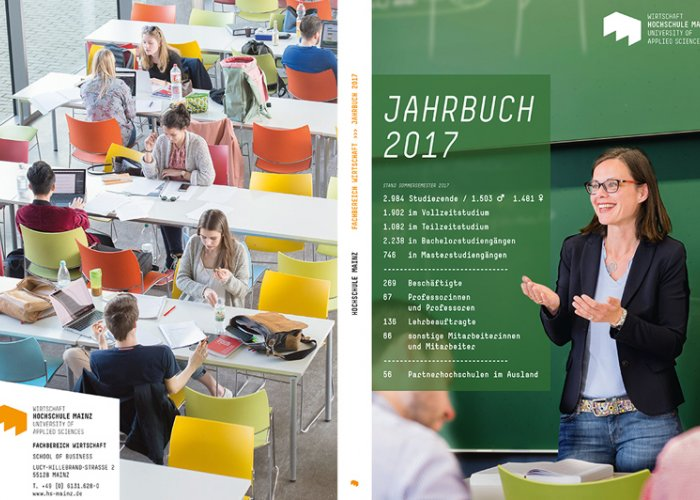 Jahrbuch Hochschule Mainz